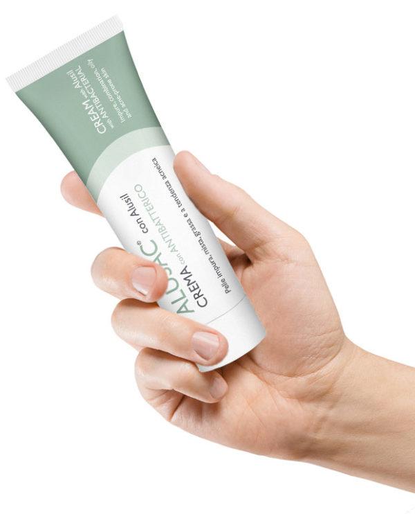 Alusac Crema per uso quotidiano in caso di pelle impura, mista, grassa e a tendenza acneica