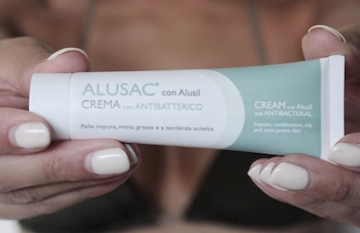 Vieni a scoprire la linea ALUSAC per pelle mista, grassa e a tendenza acneica a Crema