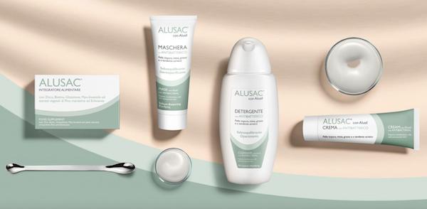 Giornata in farmacia con Alusac per prevenire l'acne e i suoi sintomi