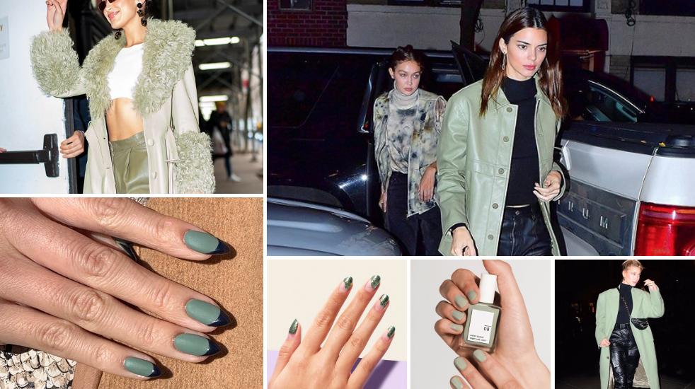 Color salvia tendenza skincare e fashion di primavera 2020